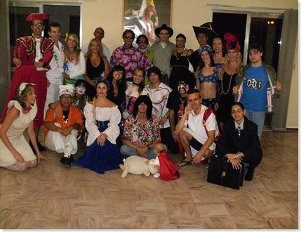 Foto de todo mundo que foi no Baile!