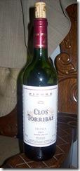 Clos Torribas - Tempranillo